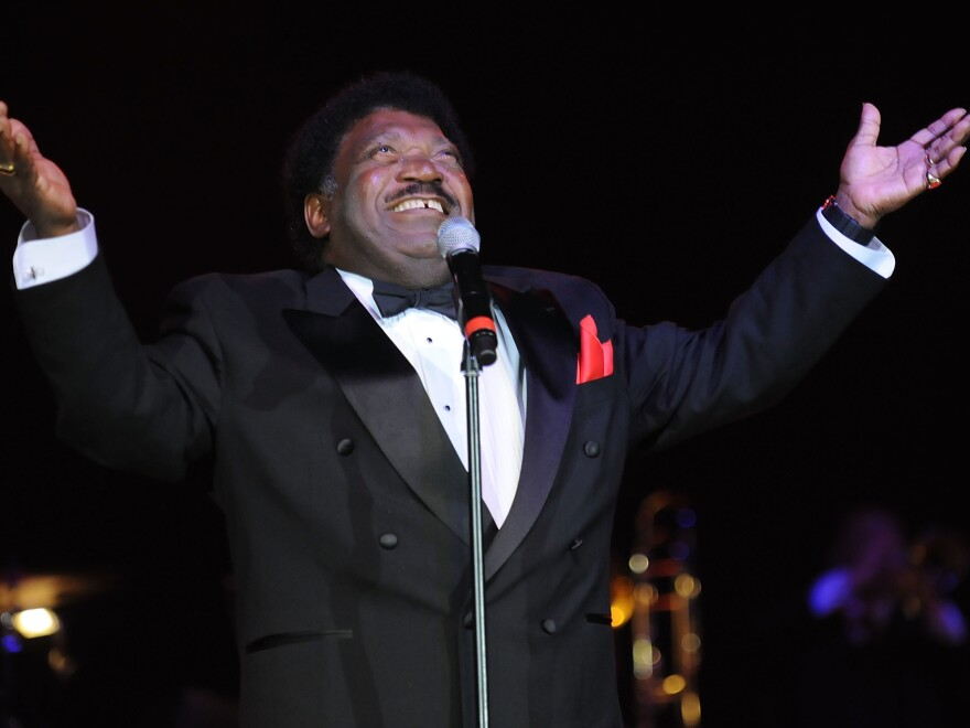Percy Sledge never matched the height of his first hit, but Lauren Onkey frames it as less of a failure than an act of coming back down to size.