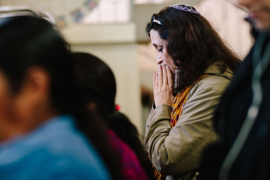 Rabbi Susan Talve, of the Central Reform Congregation in St. Louis, recently returned from Guatemala.
