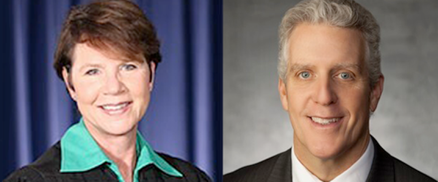 OH supreme court candidates Kennedy and O'Donnell