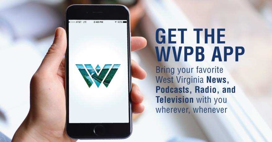 Get the WVPB Media App. Bring your favorite West Virginia News, Podcasts, Radio and Television with you wherever, whenver.