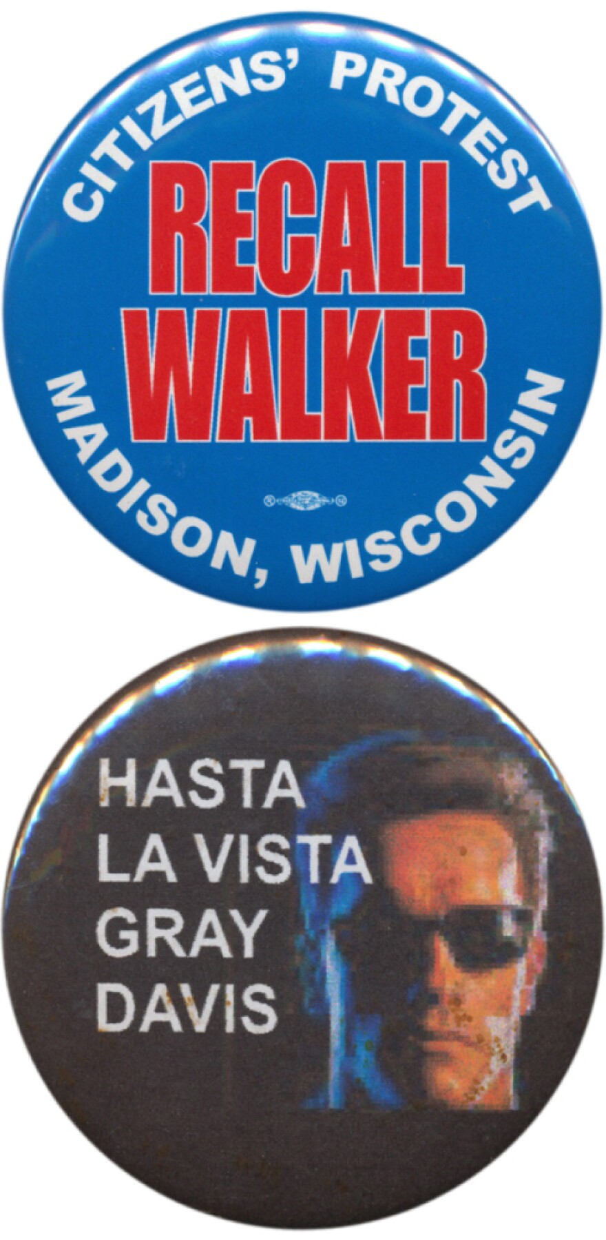 For the most part, Democrats love, and Republicans detest, the gov. recall in Wisconsin.  Which is the opposite of how they saw the 2003 California recall.