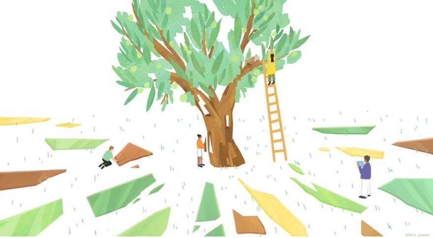 Faith illustration