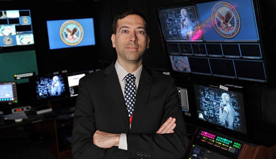 The VA's AI Director Gil Alterovitz