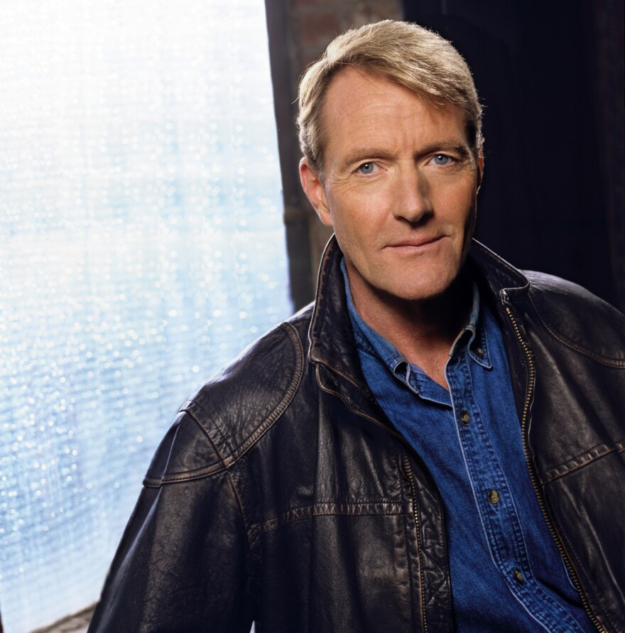 Lee Child is the author of 19 Jack Reacher novels — and is currently working on the 20th.