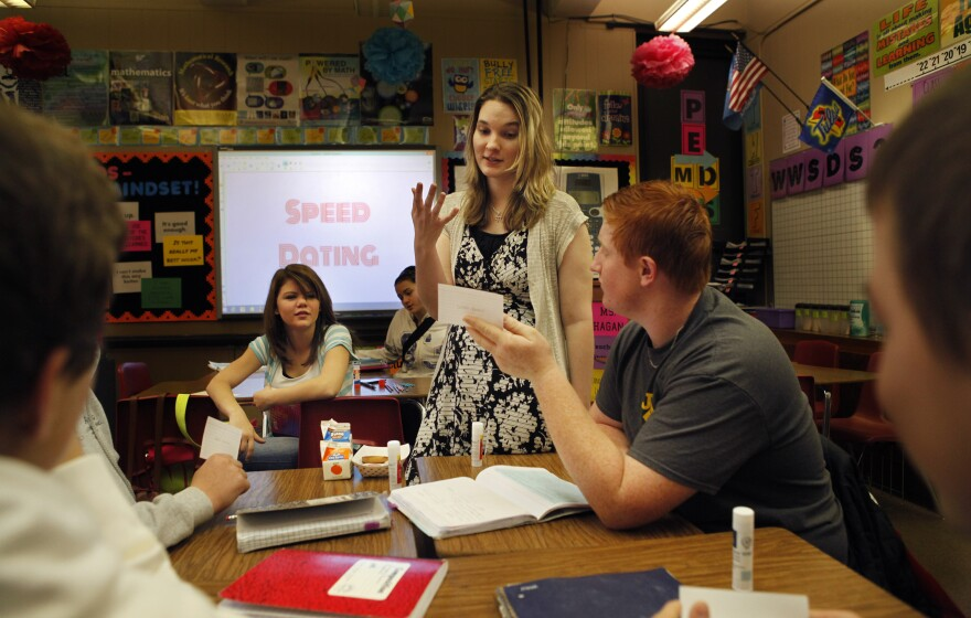 Sarah Hagan, a young algebra teacher in Oklahoma oil country, will be joining us at SXSW Edu to talk about her unorthodox approach to classroom math.