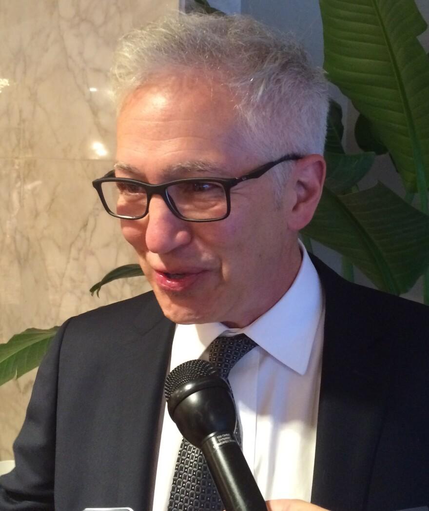 Prof. Richard Rosenfeld, UMSL