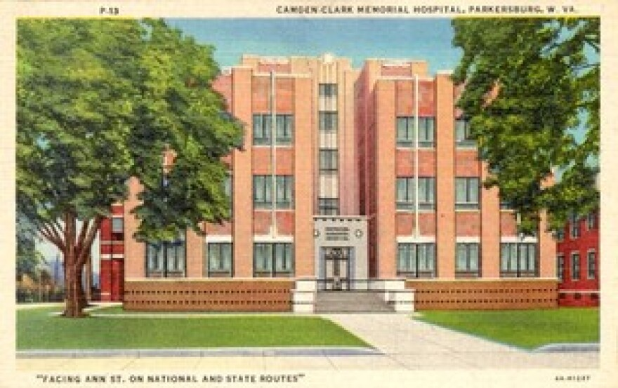 In 1920, the hospital moved to the Camden mansion on Garfield Avenue.