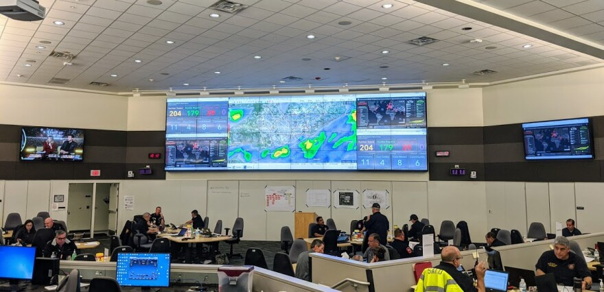 Emergency Managers Prepare For A COVID-19 Surge.