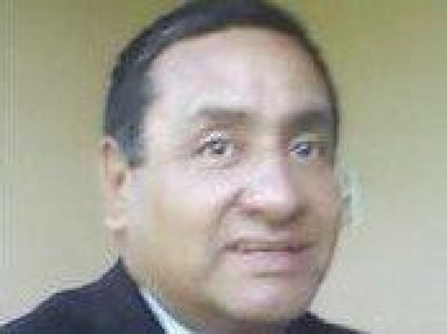 Luis Alejandro Larrorte of Pembroke Pines