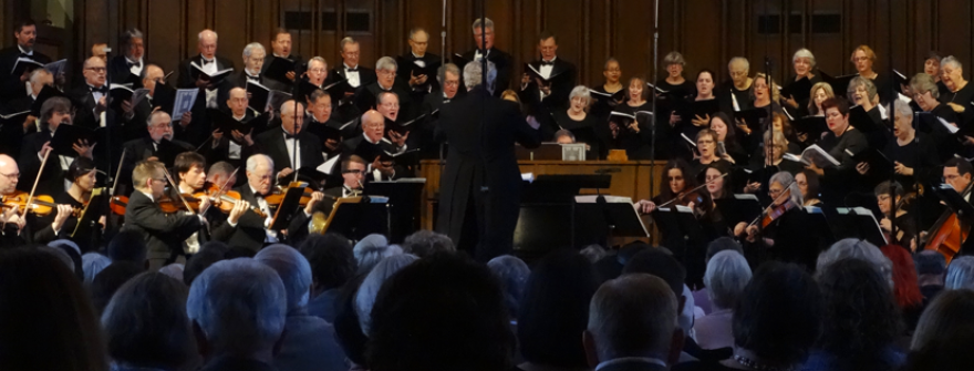 The Bach Society of Dayton presents Sweet Sounds of the Holidays on Sunday.