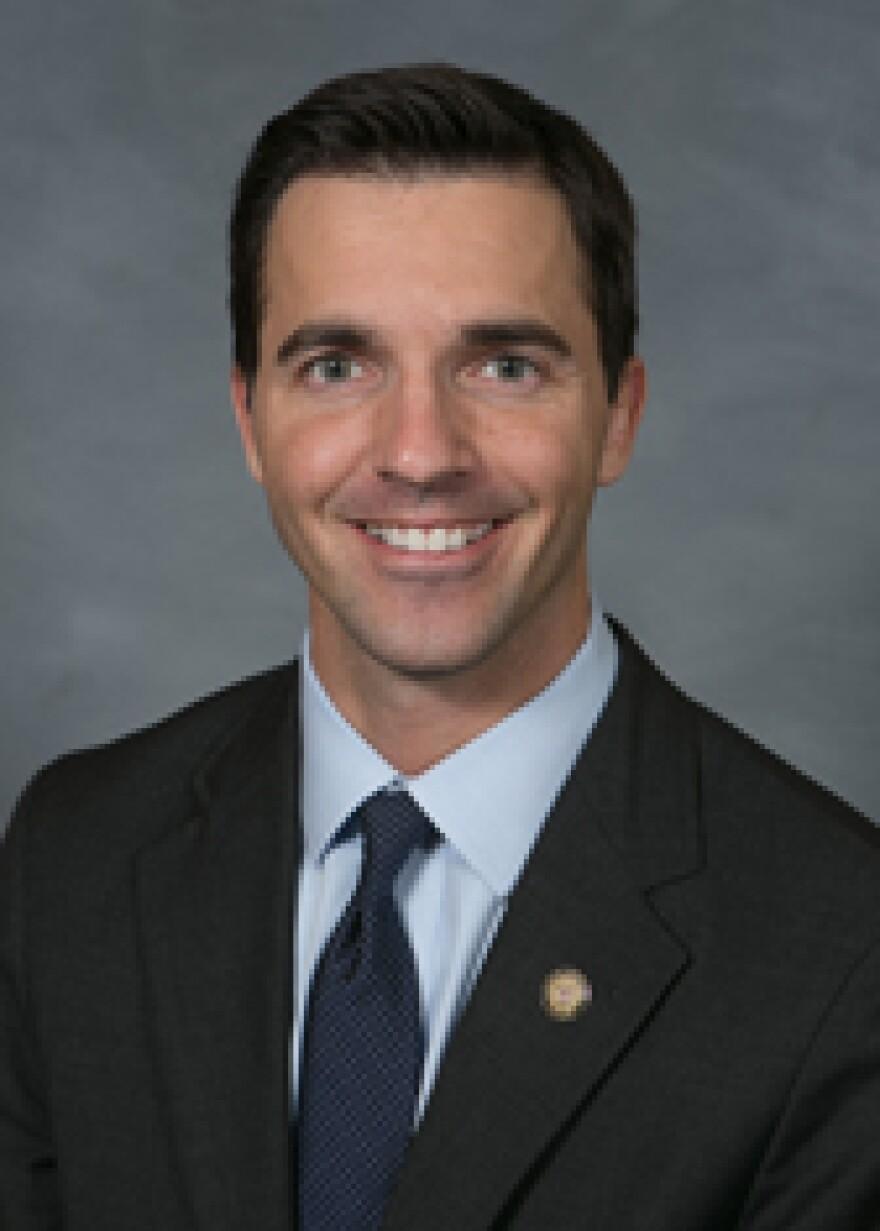 NC Sen. Jeff Jackson