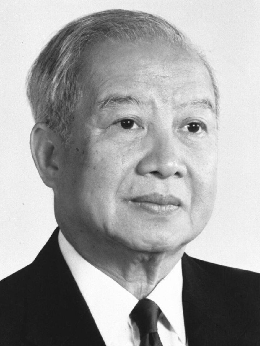 """Cambodia's beloved """"King Father"""" Norodom Sihanouk led the country from French colonial rule to independence, through the Vietnam War and the terror of the Khmer Rouge. He died at age 89 of a heart attack Monday in Beijing."""