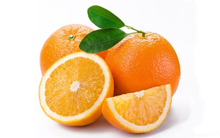 Citrus Greening Ravages Crop