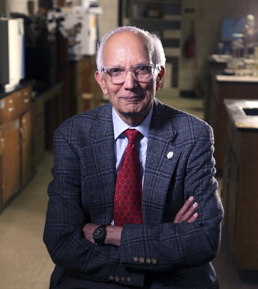 Rattan Lal was awarded the World Food Prize this year. He previously won the Japan Prize.