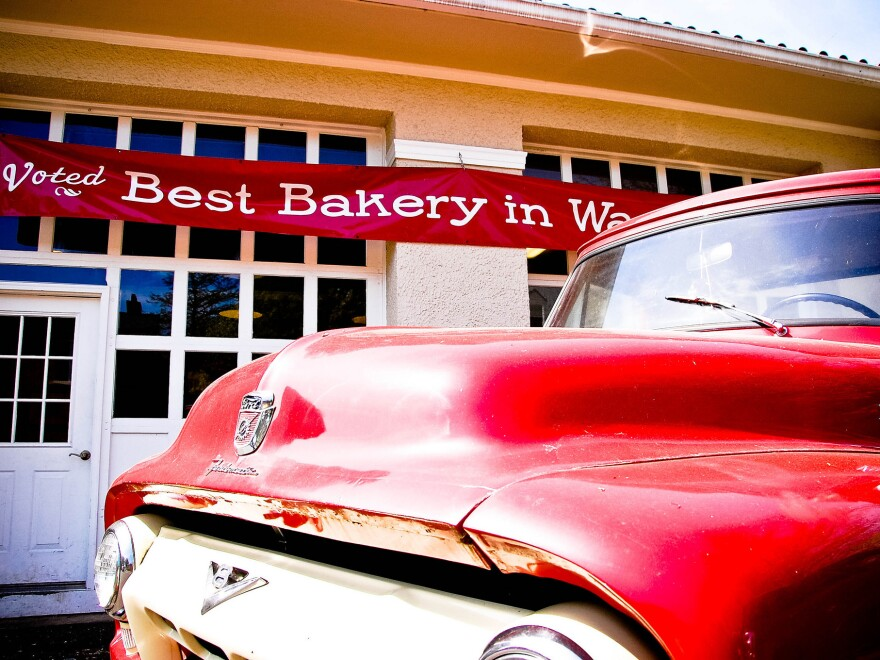 """Mail order makes up about 30 percent of business for the Red Truck Bakery in Warrenton, Va. """"We've probably done all we can with the two storefronts, and they're at full capacity,"""" says owner Brian Noyes, who just released a new cookbook."""