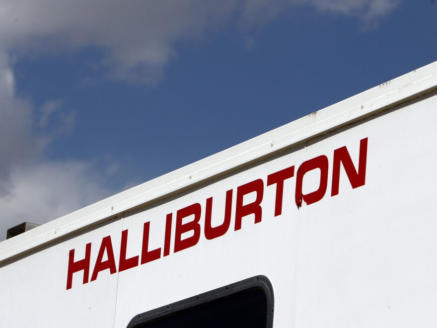 Halliburton, the second-largest oilfield services company, and Baker Hughes initially announced plans to merge in 2014.