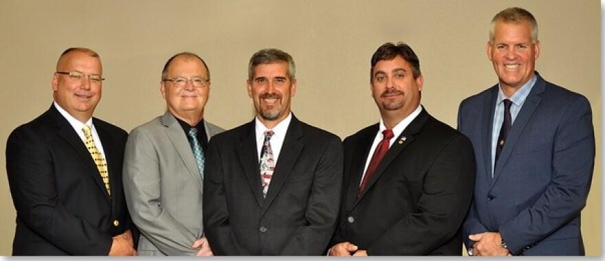 The Citrus County Comissioner Board