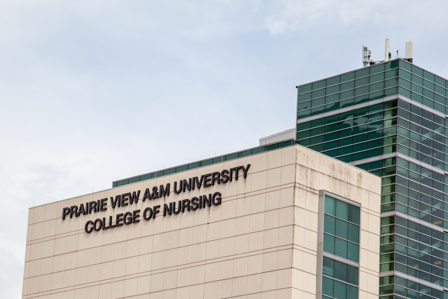 Historically black university Prairie View A&M is one of the oldest public institutions in Texas.
