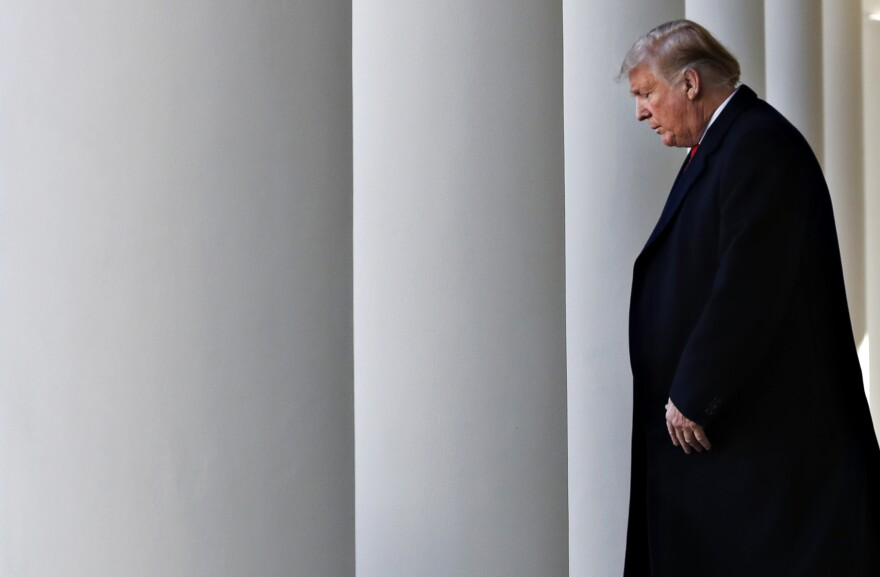 President Trump has been badly damaged during the partial shutdown — majorities have mostly blamed him instead of Democrats.