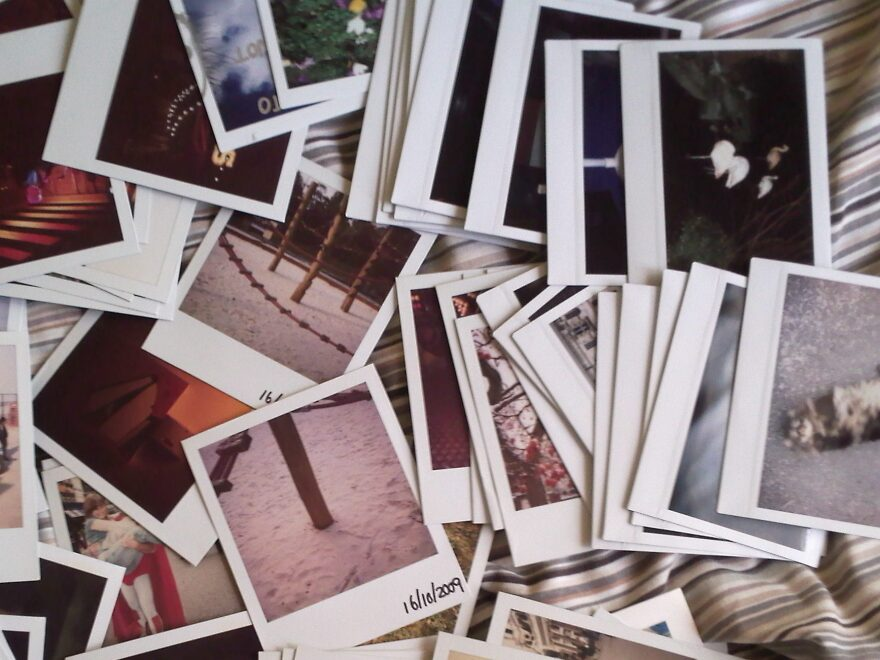 Polaroid had declared bankruptcy twice since 2001, but the company is solvent again.