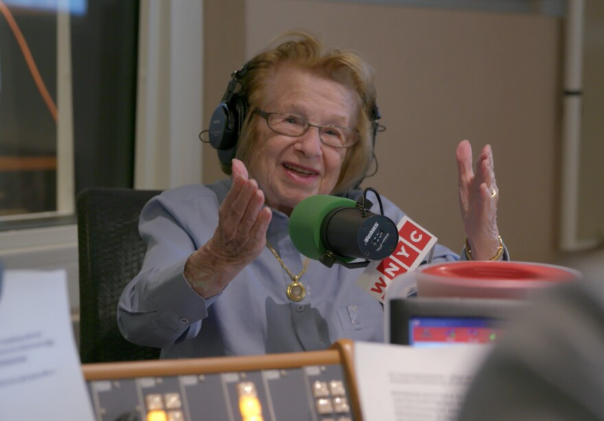 <em>Ask Dr. Ruth</em> chronicles the life of Dr. Ruth Westheimer, a Holocaust survivor who became America's most famous sex therapist, and transformed the conversation around sexuality.