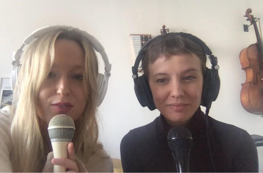 Gracie and Rachel for KSFM.jpg