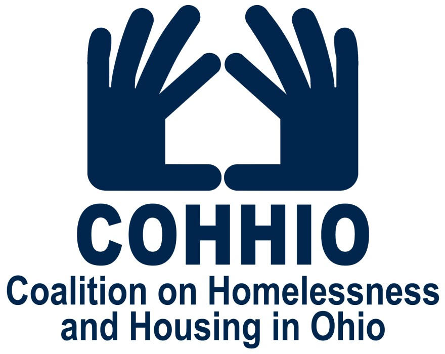 COUNCIL ON HOMELESSNESS AND HOUSING IN OHIO logo