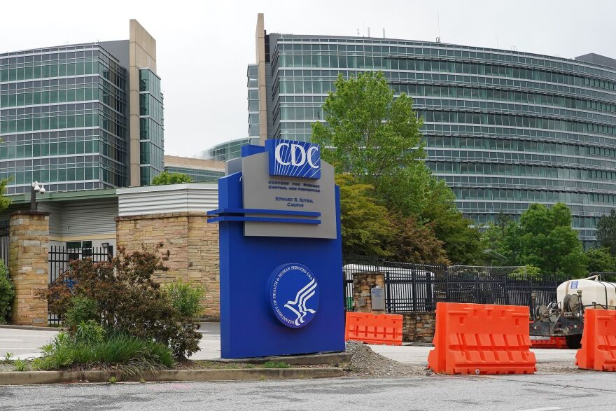 CDC headquarters in Atlanta in April. The CDC review made some recommendations so such a failure doesn't happen again.