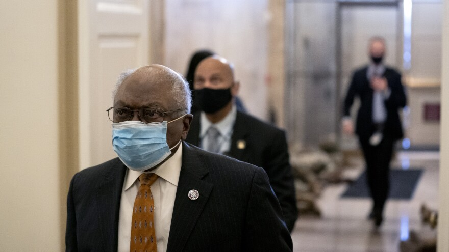 House Oversight Chairman Rep. James Clyburn, D-S.C., is renewing an investigation into former President Donald Trump's handling of the coronavirus pandemic.