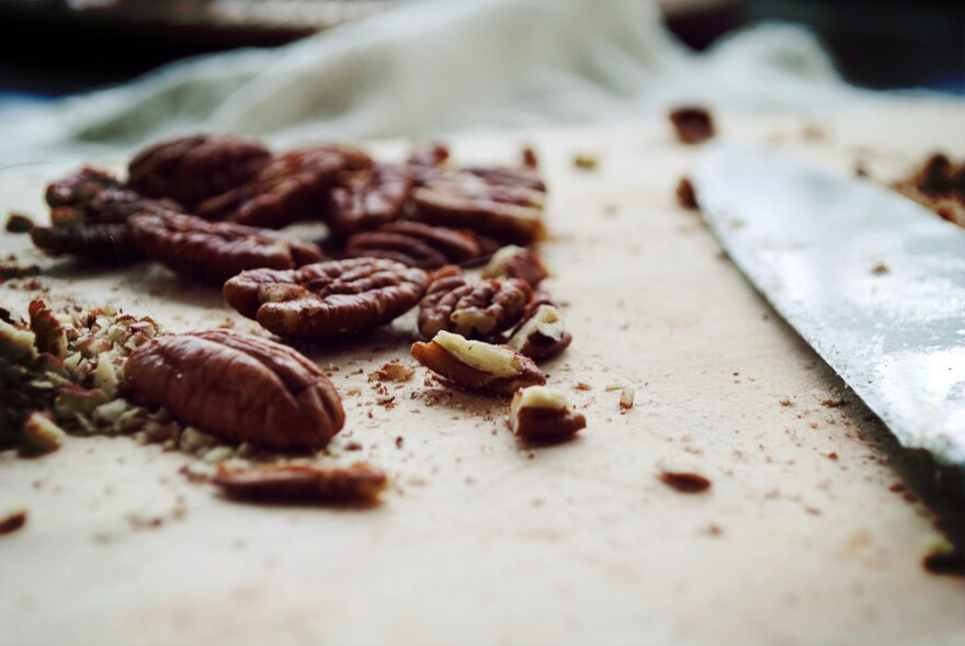 Tariffs on Texas pecans sold in India are three times higher than those of other types of nuts.