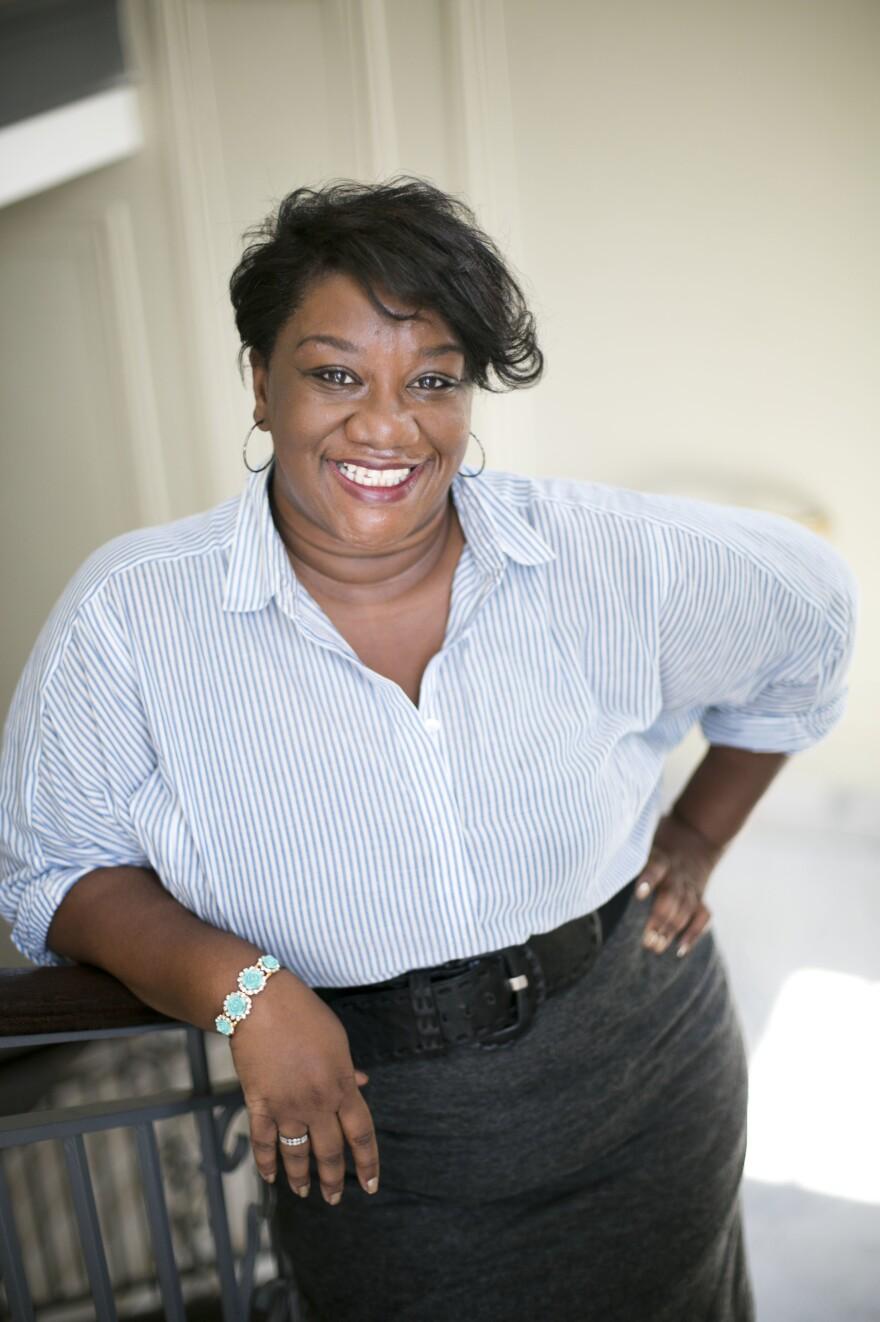 Sociologist Tressie McMillan Cottom