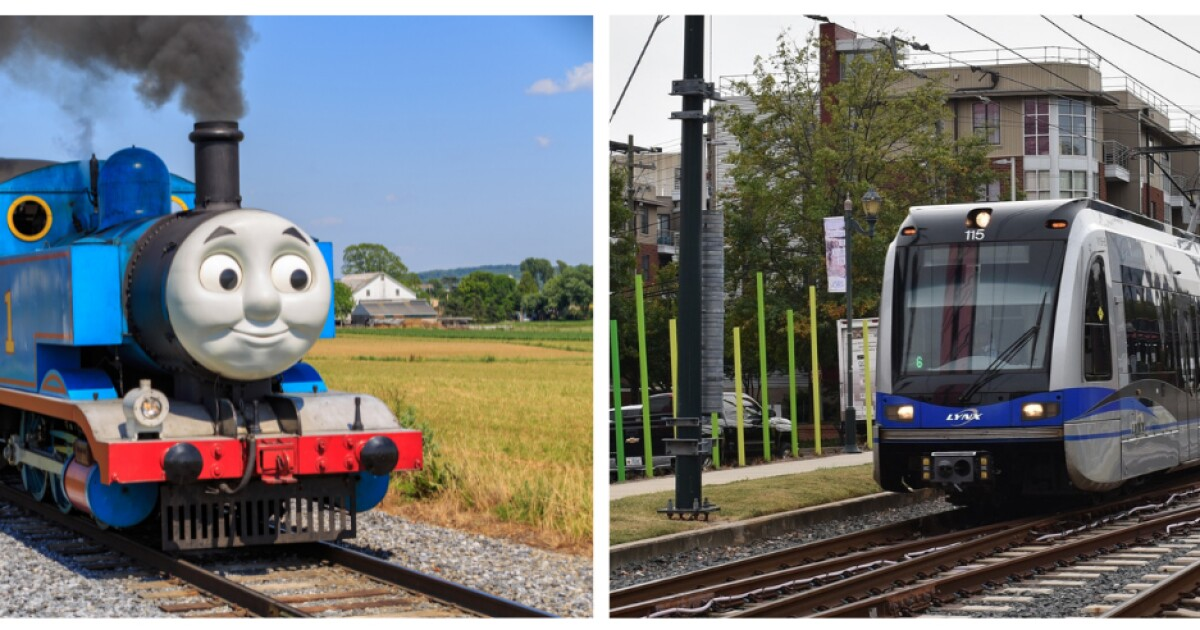 Lessons From Thomas And Friends On Transit In Charlotte
