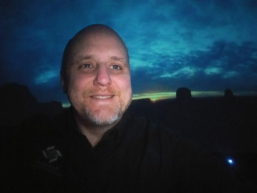 Jason Heaton is Director of Astronomy at the Boonshoft Museum of Discovery in Dayton.
