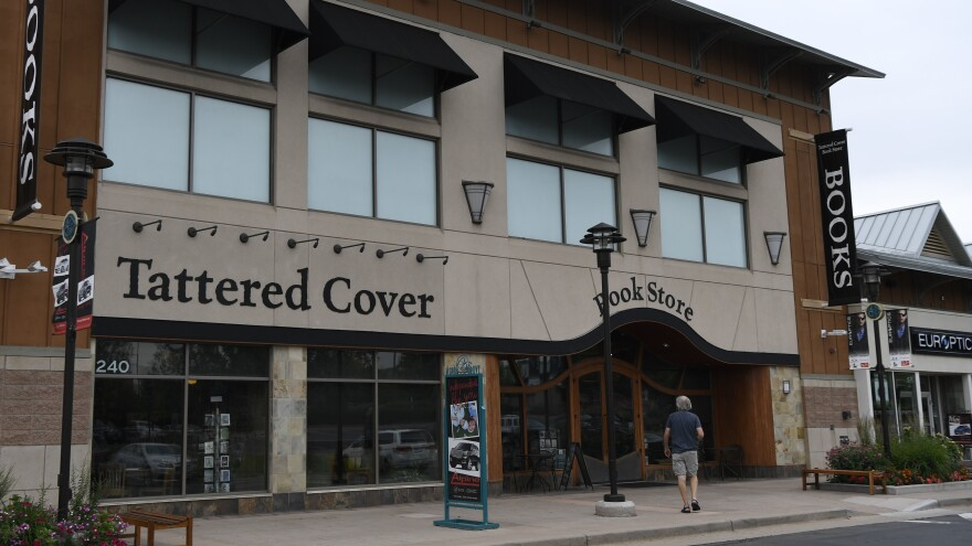 The Tattered Cover's location in Littleton, Colo.