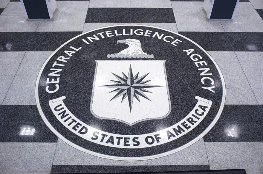 Picture of CIA logo.