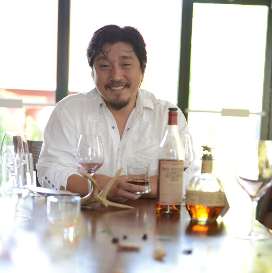 Chef Edward Lee moved to Louisville, Ky., 10 years ago to take over a restaurant called 610 Magnolia. There, he mixes the sweet of Southern food with the salt and umami of Asian cuisine.