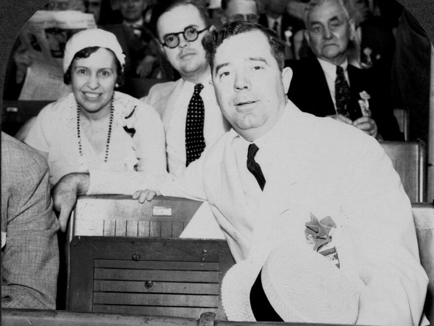 Sen. Huey Long was shot and killed in September of 1935.