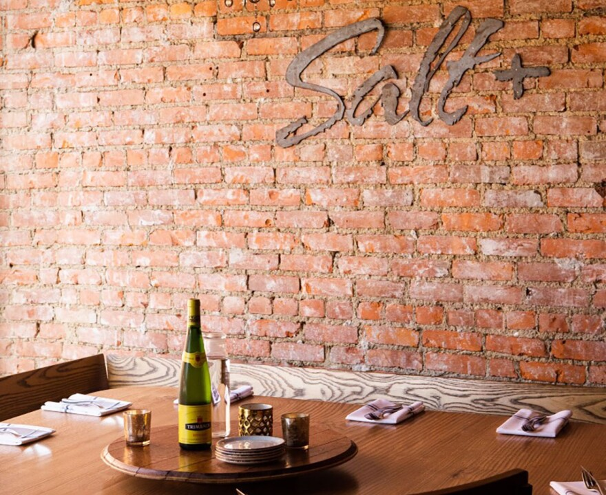 A table at Salt (Courtesy)
