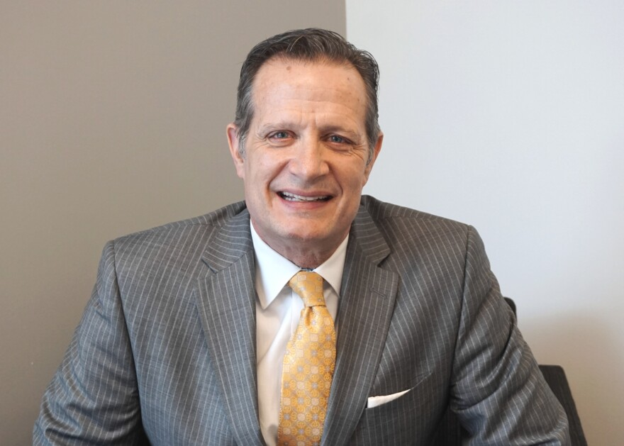 Taulby Roach started as CEO and president of Bi-State Development in January 2019.