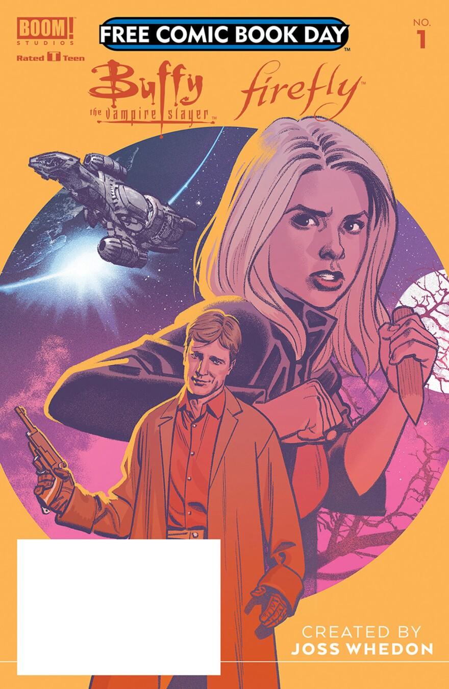 <em>Buffy the Vampire Slayer/Firefly</em>