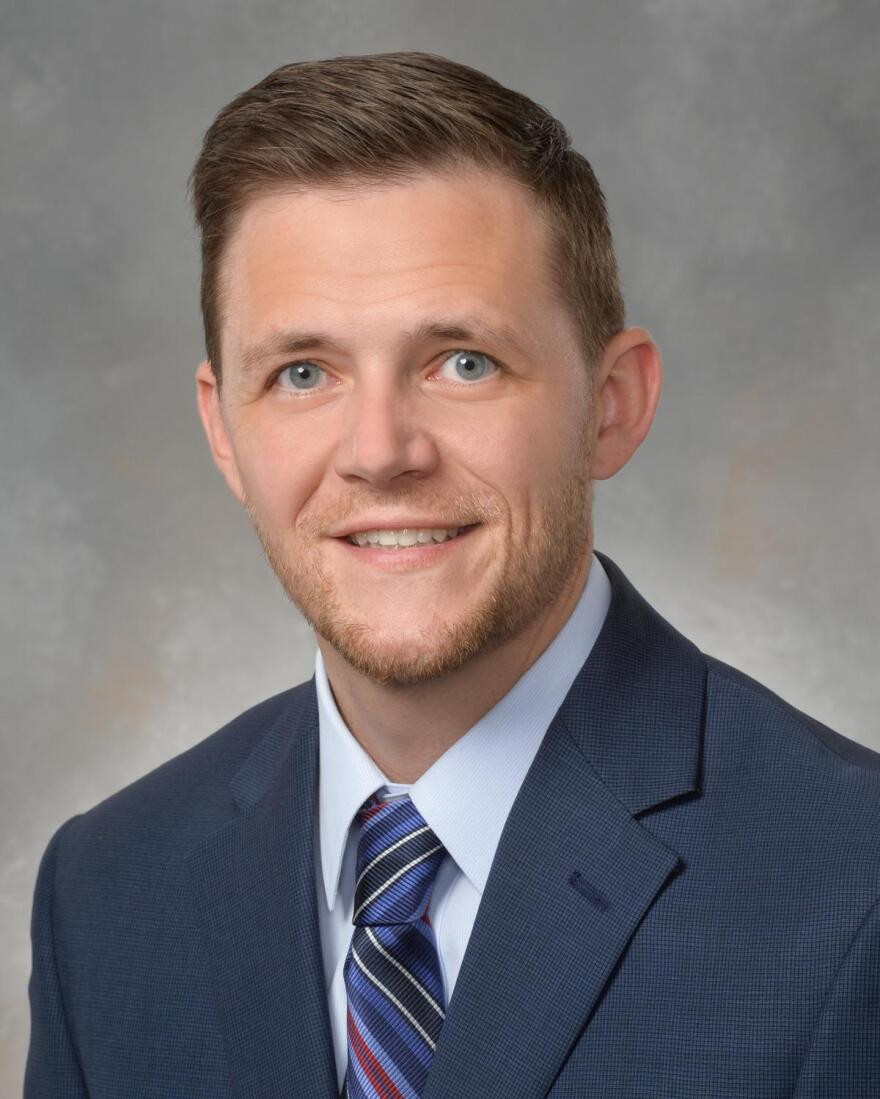 Brandon George, Director of Indiana Addictions Issues Coalition