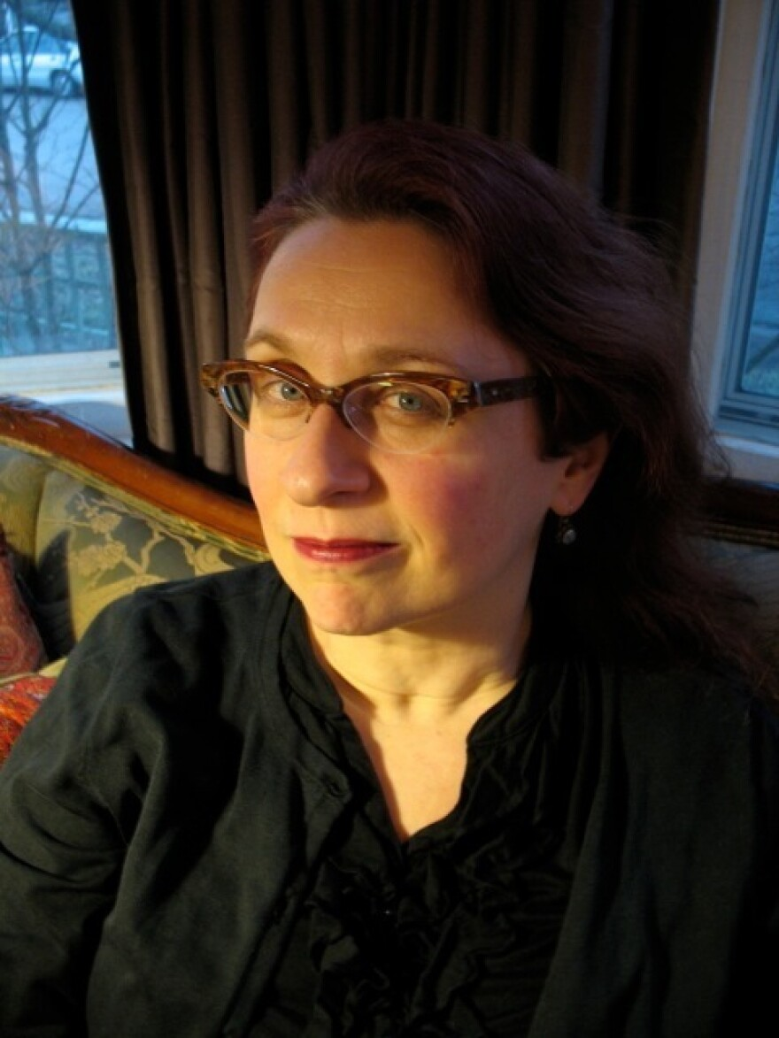 Audrey Niffenegger's novels include <em>The Time Traveler's Wife </em>and<em> Her Fearful Symmetry. </em>Her graphic novels include <em>The Night Bookmobile.</em>