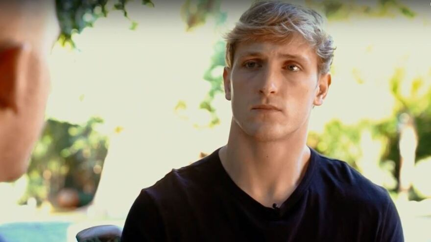 """After facing an intense backlash over including footage of a dead body in Japan's """"suicide forest,"""" Logan Paul has published a new video to YouTube, about suicide prevention."""