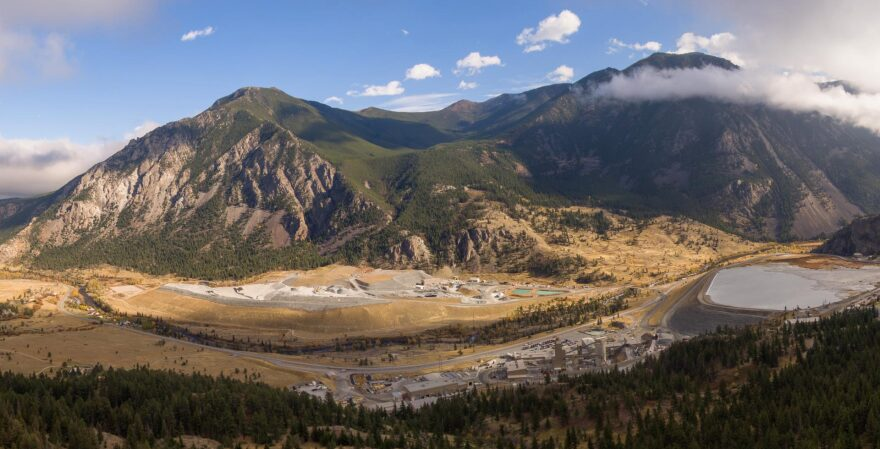 The Stillwater and East Boulder Mine