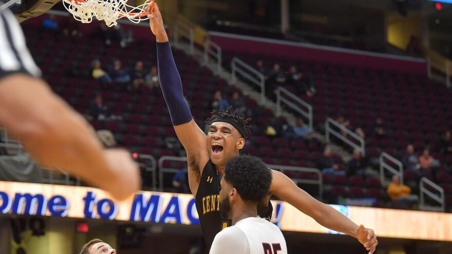 A photo of basketball player Adonis