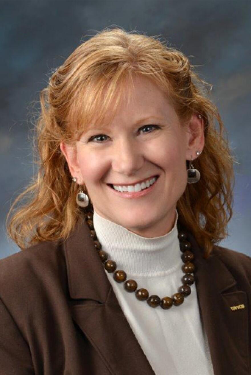 Dayton City Manager, Shelley Dickstein