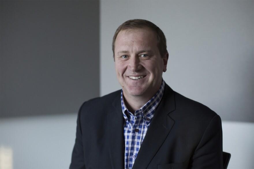 Missouri state Treasurer Eric Schmitt. Dec. 7, 2017