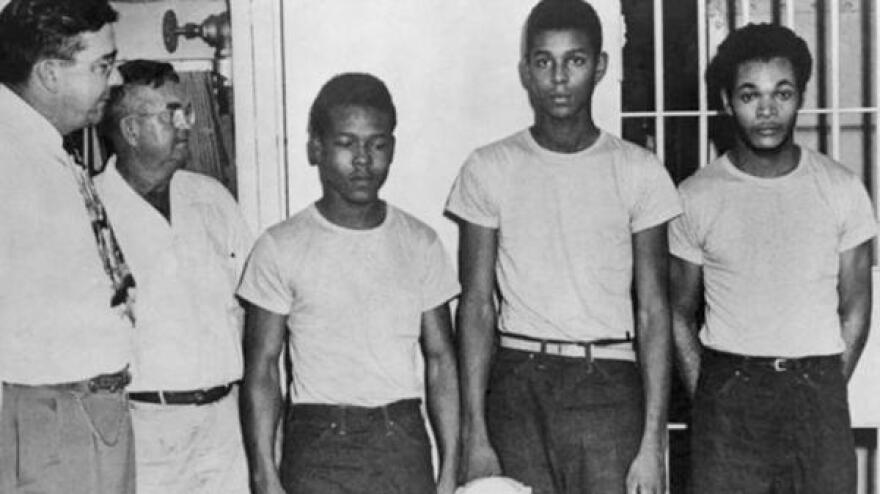 Archive photo of Groveland Four