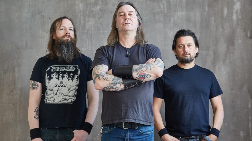 High On Fire's new album, <em>Electric Messiah</em>, comes out Oct. 5.