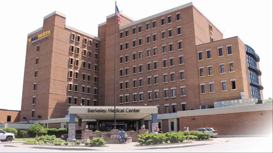 Berkeley Medical Center in Martinsburg, W.Va.